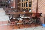 Дървени столове за трапезария