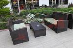 Евтини маси и столове за заведения от ратан