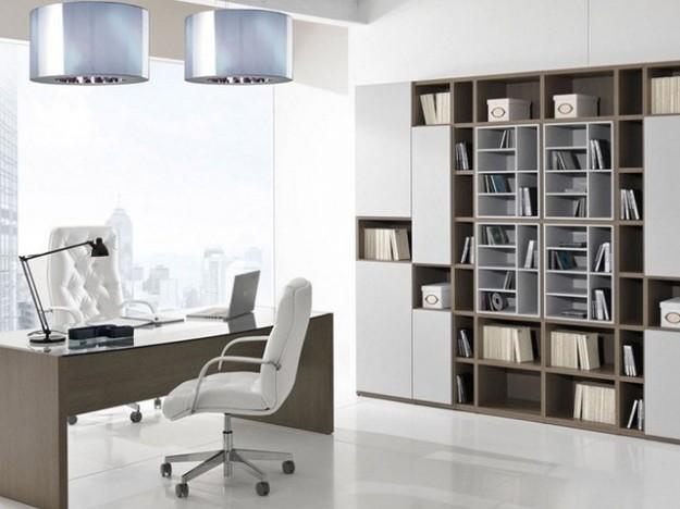 Модулни офис мебели от МДФ