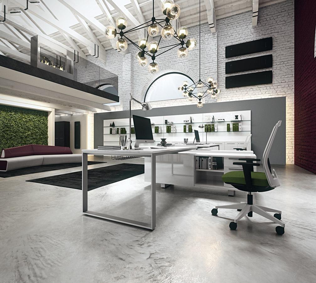 Модерни офис мебели по поръчка