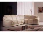 луксозен заоблен диван
