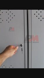 Качественни метални шкафове за спортни зали